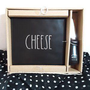 Rae Dunn Cheese Board w/Knife NWT